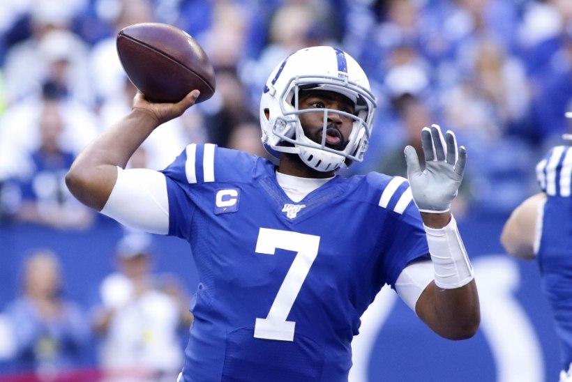 Margus Hunt murdis vastase ründaja maha ja Colts teenis võidu