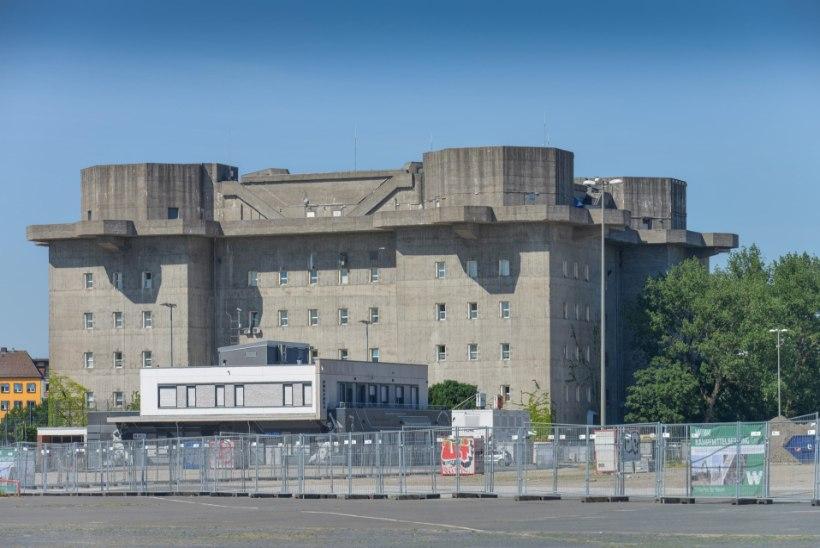 Hamburgis asuvast natside punkrist luuakse luksushotell