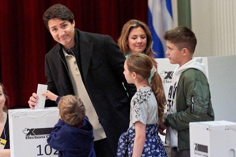 Kanada valimised: suurt võitu ei tasu oodata ei Trudeaul ega Scheeril