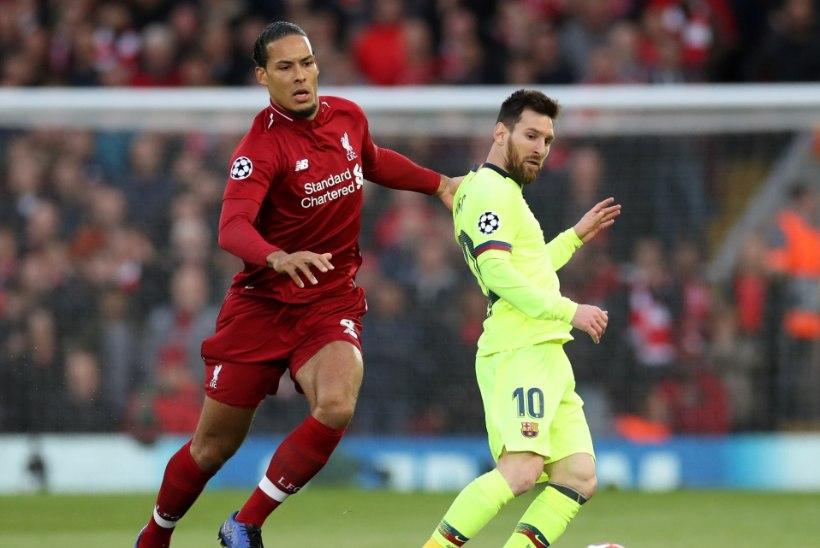 Liverpooli staar: Ballon d'Ori väärib Messi mitte Van Dijk