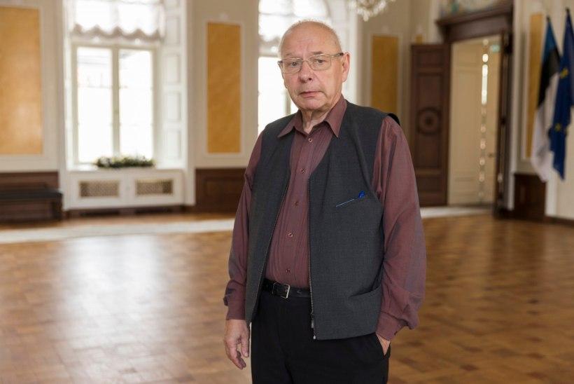 Poliitikaekspert Jüri Adams: peaministri riigikogusse passima kutsumine on jampslik
