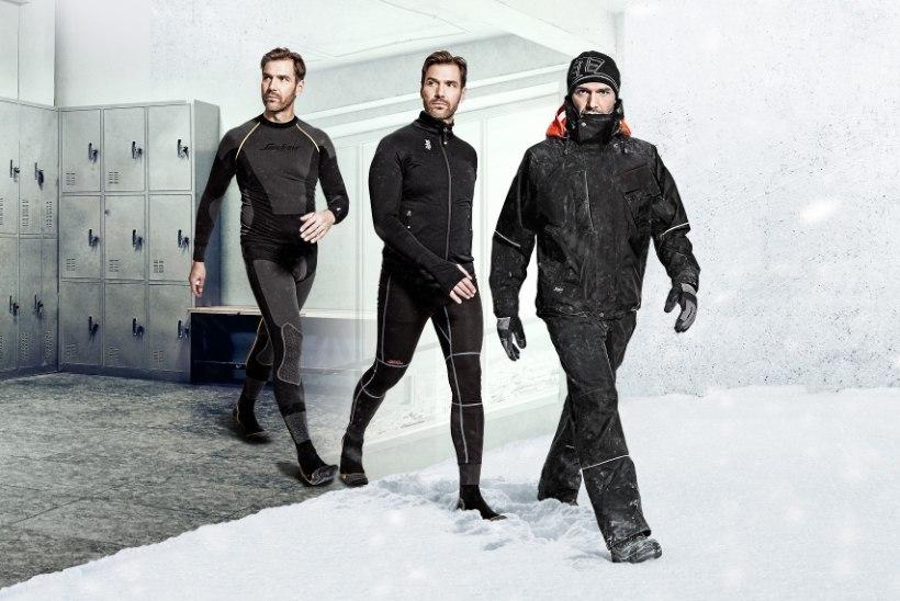 Külmal ajal tuleb tähele panna, kuidas riietuda
