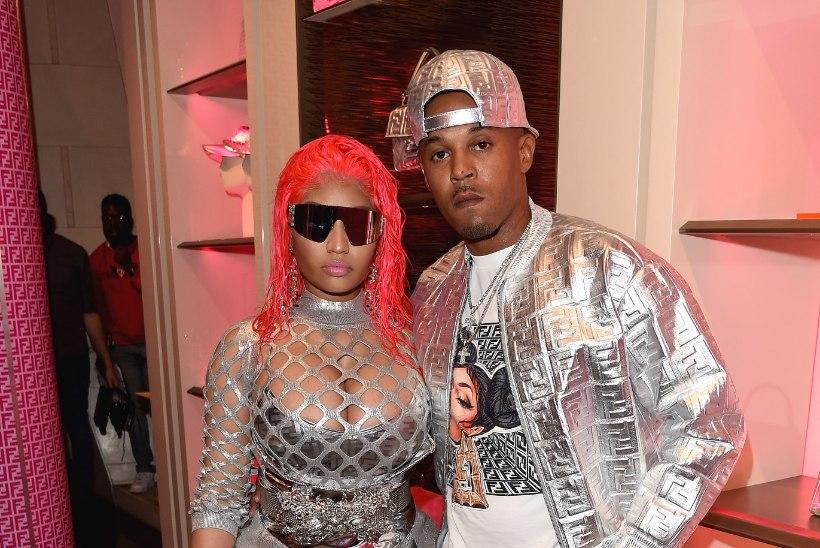 Nicki Minaj abiellus vägistaja ja tapjaga