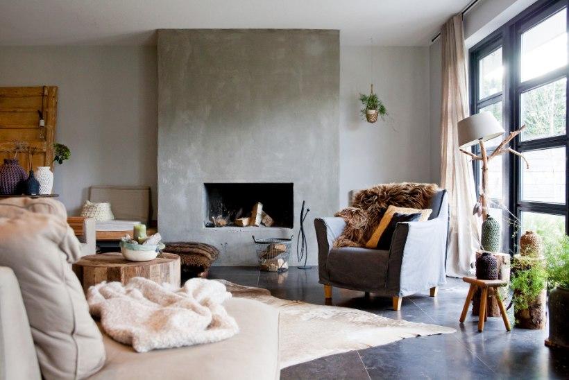 Kivivärvi kodus lummab unistuslik õhustik