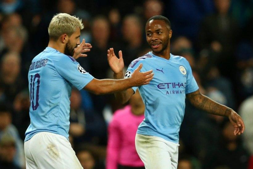 MEISTRITE LIIGA: Tottenham ja Real võitsid ellujäämismängud, Sterling tegi superesituse