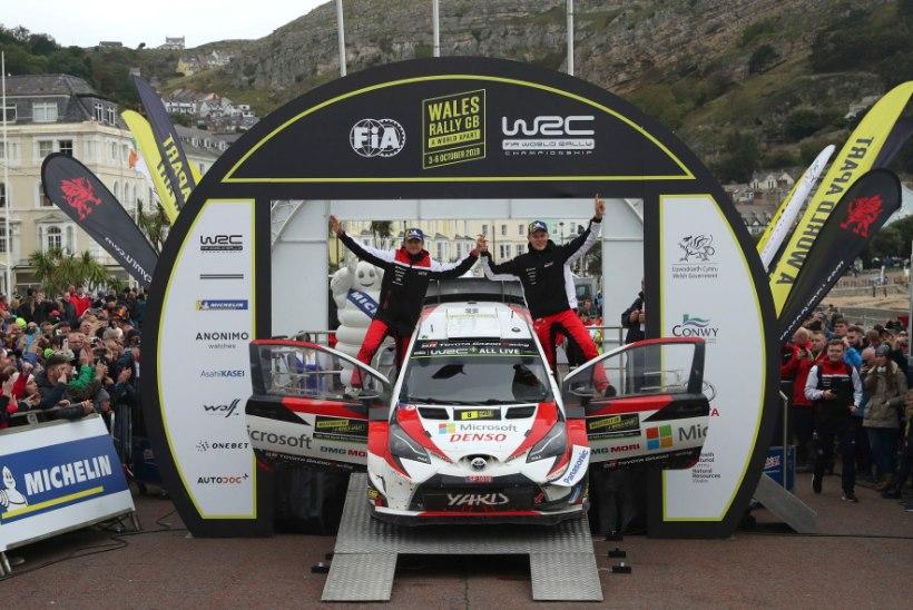 Portaal: Ott Tänak on WRC-maailma ümber oma sõrme keeranud