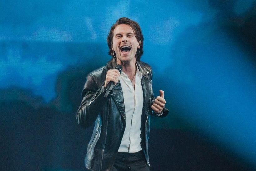 Aftonbladet: Victor Crone võistleb Rootsi eurolaulu valimisel