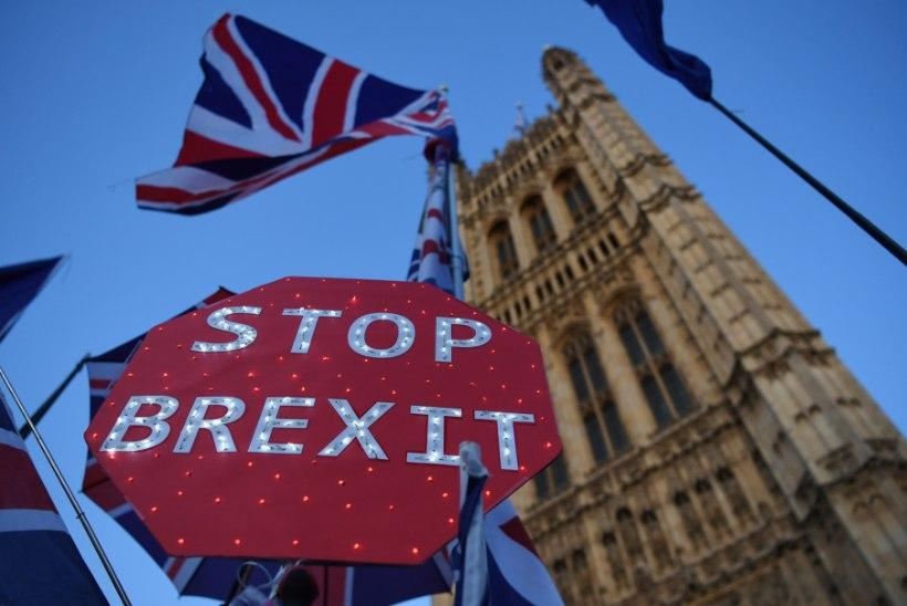PATISEIS: Brexiti asjus puudub selgus ka nädal enne lahkumistähtaega