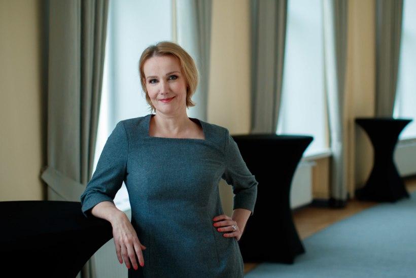 Liina Vahtrik: olen emalt saanud mõned väga head nõuanded