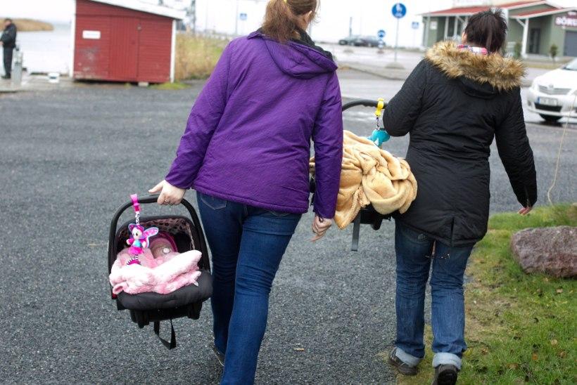 """""""Valel ajal"""" sünnitanud ja liigselt maksustatud emadel on lootust raha tagasi saada"""