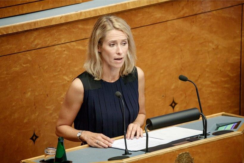 Kaja Kallase soovitus Jüri Ratasele: saada valitsus laiali
