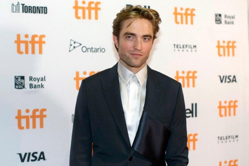 "Robert Pattinson oma uuest rollist: ""Batman pole kangelane."""