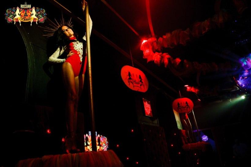 PEOGALERII | Vene-latiinopidu meelitas ööklubisse tõelisi nautlejaid