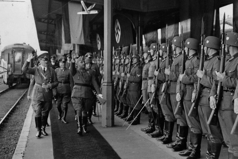 MINEVIKUHETK | 23. oktoober: raudteejaamas kohtunud Hitleri ja Franco läbirääkimised ebaõnnestusid