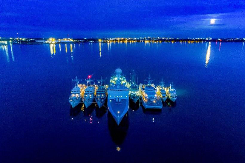NATO miinitõrjegrupp leidis Eesti merealadelt kaheksa lõhkekeha