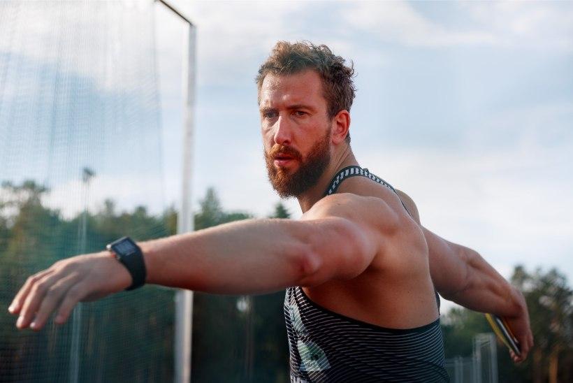 Martin Kupperit lahutas sõjaväelaste maailmamängudel medalist vaid üheksa sentimeetrit