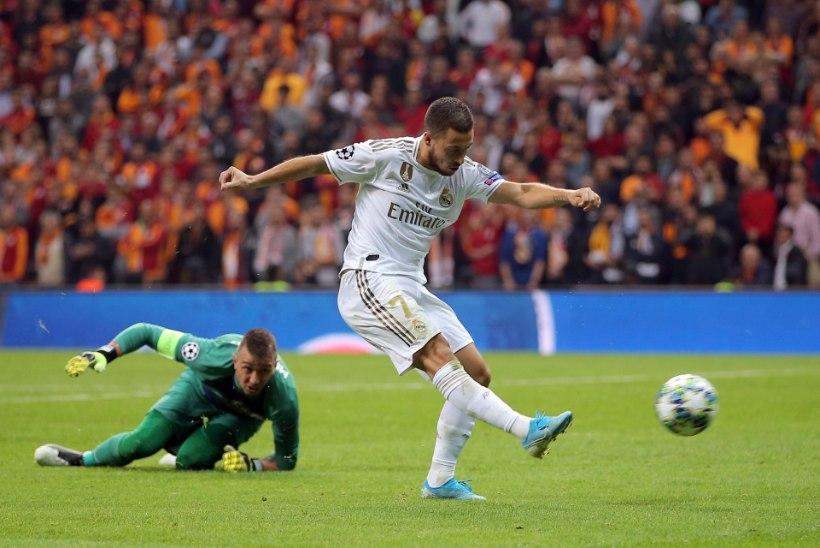 VIDEO | Ronaldole 100 miljoni euro eest mantlipärijaks ostetud ründaja ei saanud palli tühja väravasse veeretamisega hakkama