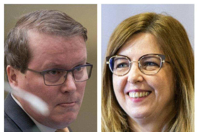 Kert Kingo valetas: minister sõlmis Jakko Väliga reedel töölepingu. Väli andis päev hiljem lahkumisavalduse