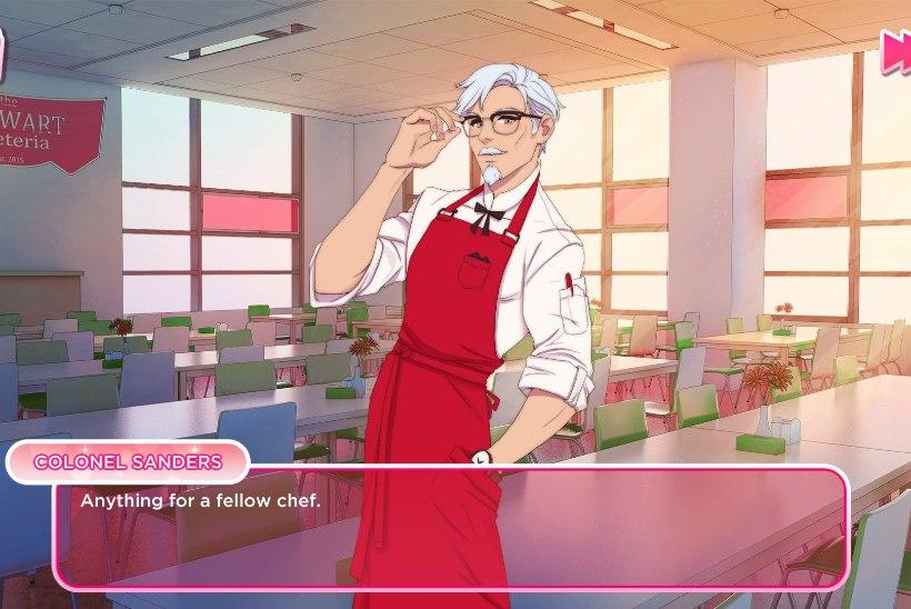 KUUM KOHTING! Tähista KFC tulekut tasuta arvutimänguga