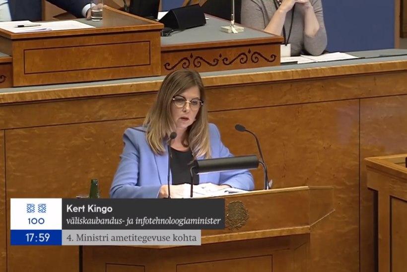 VIDEO | Kehakeeleekspert: mina jääksin Kert Kingot uskuma!