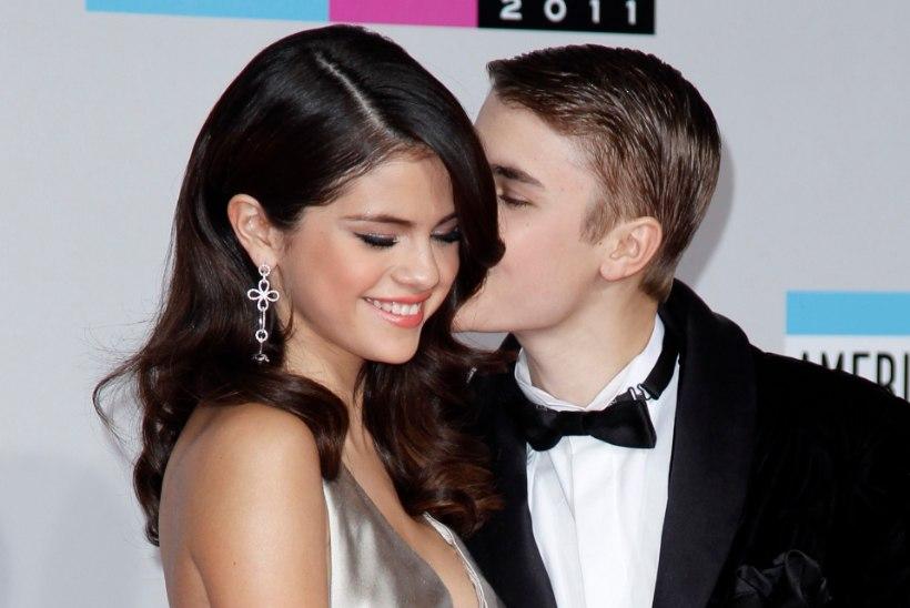Selena Gomez klaarib uues laulus Bieberiga arveid?