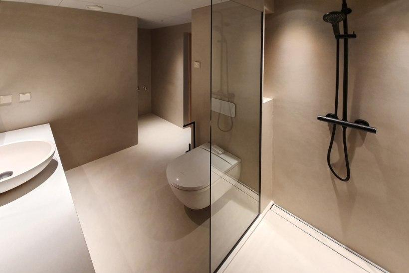 Värskenduskuur vannitoas: kas kasutada mikrotsementi või plaati plaadil?