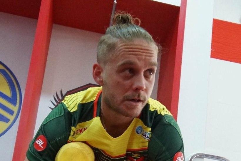 Kokaiin lõpetas Taani jalgpalluri karjääri