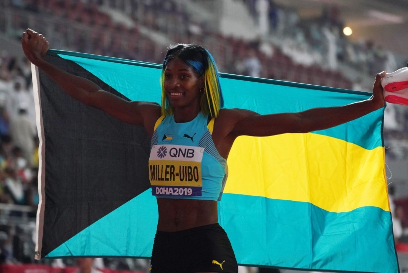 Ordeni pälvinud Shaunae Miller-Uibo: armastame kõike, mida Bahama inimesed on Maiceli heaks teinud