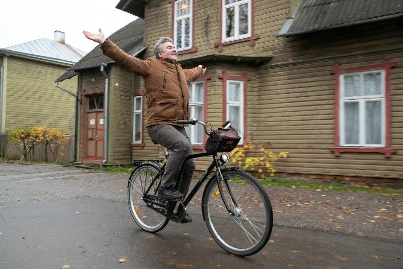 Mart Kivastik: kirjutamise ajal lendan ma täiega!