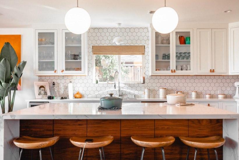 Iga perenaise unistus: kuidas köögis nutikalt ruumi kokku hoida