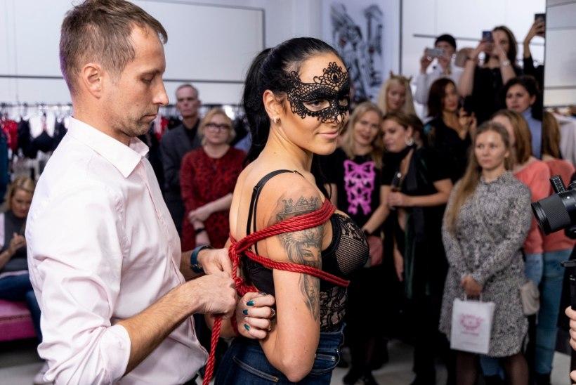 GALERII | Peenel pesupoe sünnipäevapeol nööriti kinni Beebilõusta seksikas kallim