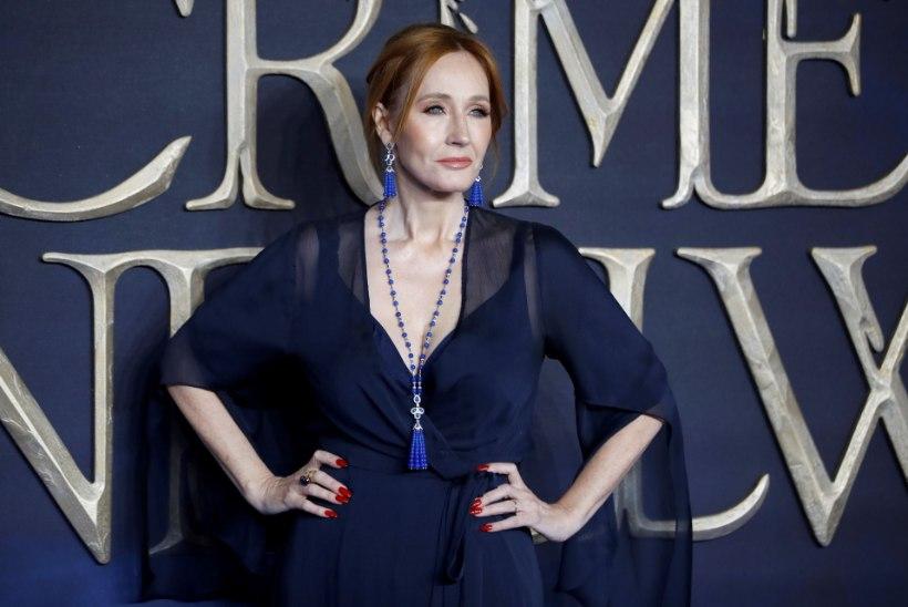 Rowling: noored, ärge käige välismaa lastekodudes vabatahtlikuks!
