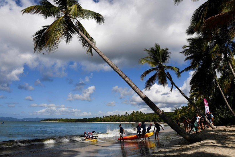 PARADIISI VARJUKÜLG: vähki tekitavad pestitsiidid mürgitavad Kariibi mere saarte elanikke