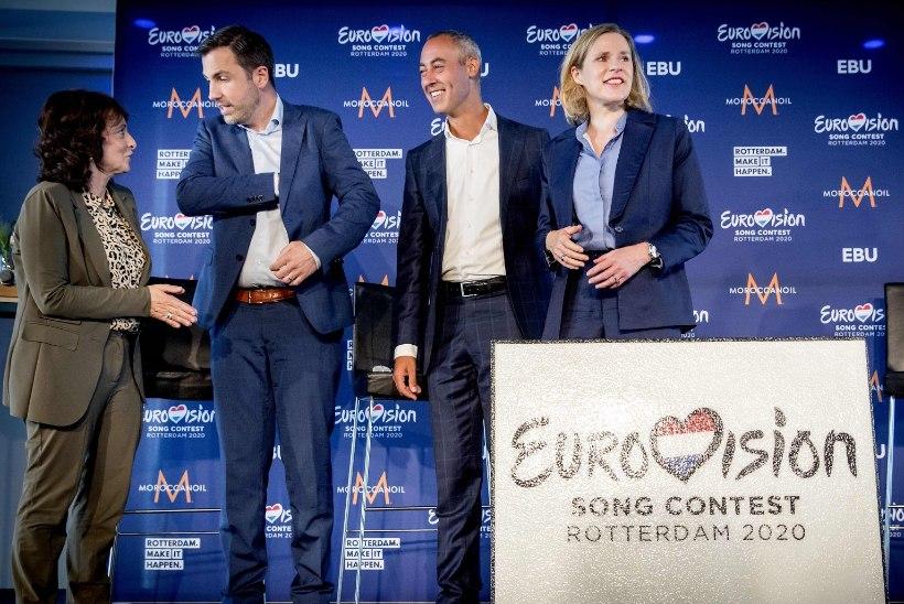 Selgus 2020. aasta Eurovisioni tunnuslause