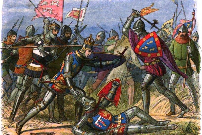 MINEVIKUHETK | 25. oktoober: noor Inglise kuningas saavutas Agincourtis hiilgava võidu