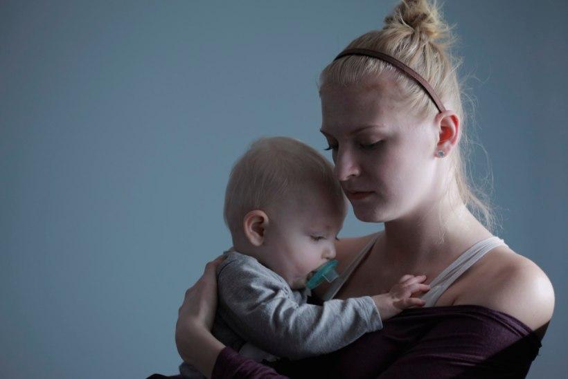 Noor ema sünnitusjärgsest ärevushäirest: kartsin paaniliselt, et laps võetakse mu käest ära