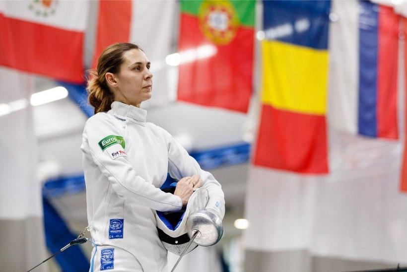 Kogenud Irina Embrich jääb kodusel MK-etapil naiskonnast välja