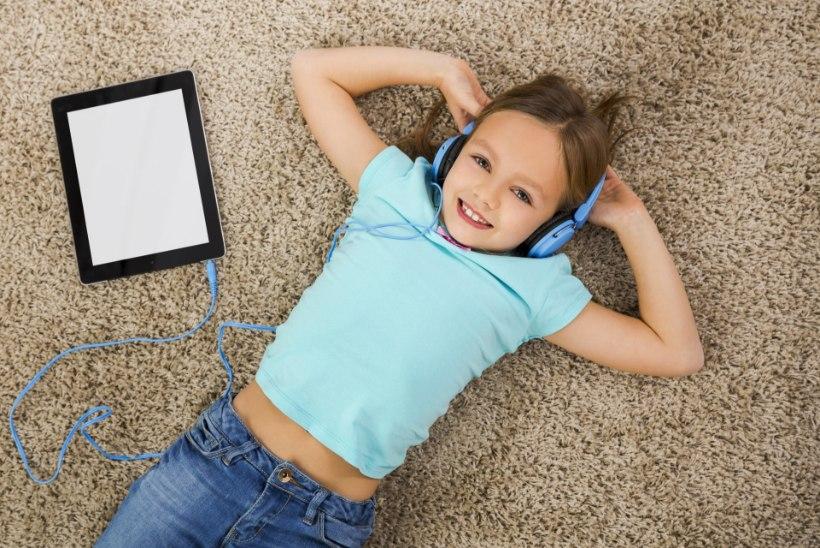 KOOLISTRESSIST PRIIKS: lase muusikal keha energiaga laadida