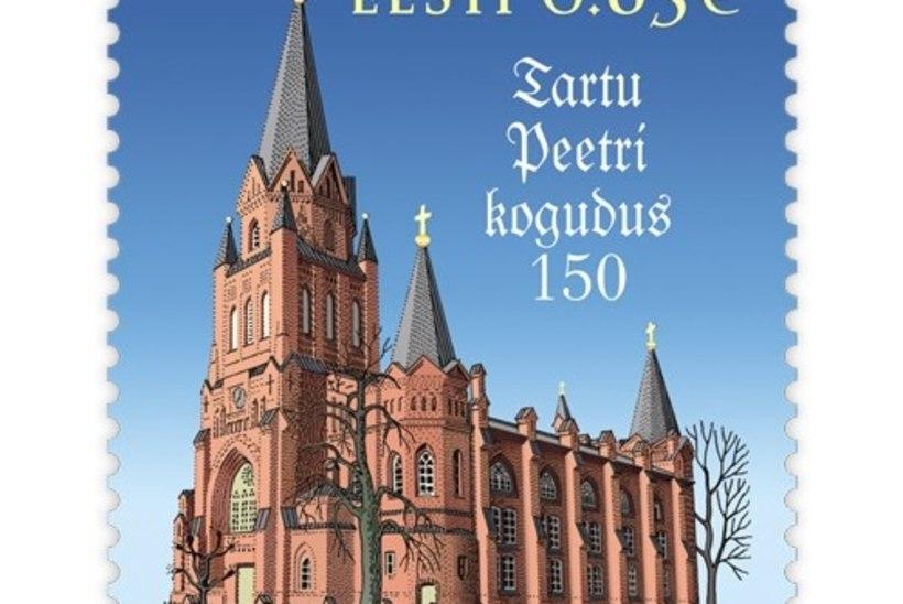 EESTLUSE KANTS: Tartu Peetri kirik 135