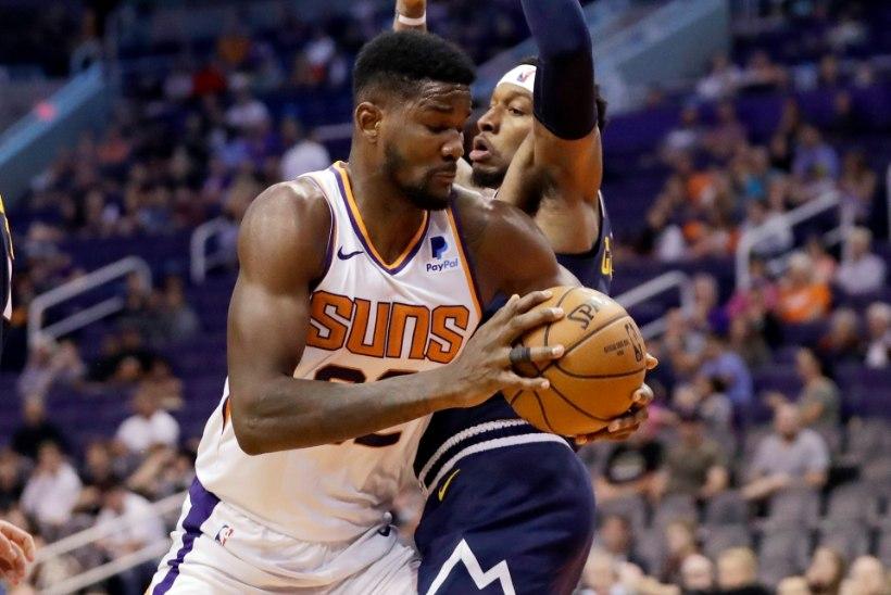 OI-OI! NBA üks suuremaid talente jäi dopinguga vahele