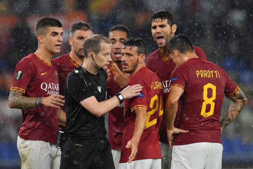 VIDEO | Räige eksimus: kohtuniku ebaõiglaselt määratud penalti röövis Itaalia tippklubilt võidu
