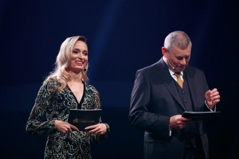 GALERII | Tallinnas toimunud galal selgusid Euroopa aasta kergejõustiklased