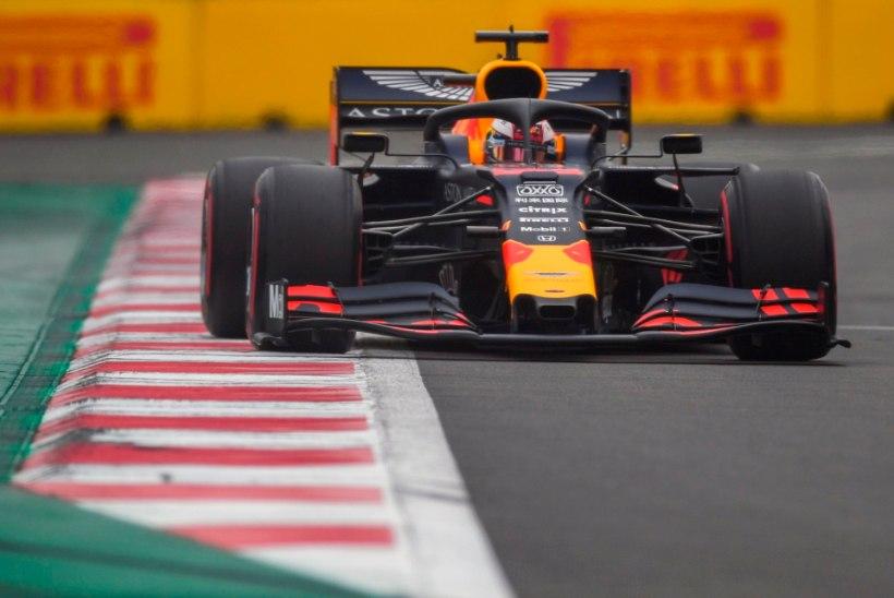 VIDEO | Kvalifikatsiooni kiireim mees Verstappen stardib hoopis neljandana, Bottas sattus avariisse