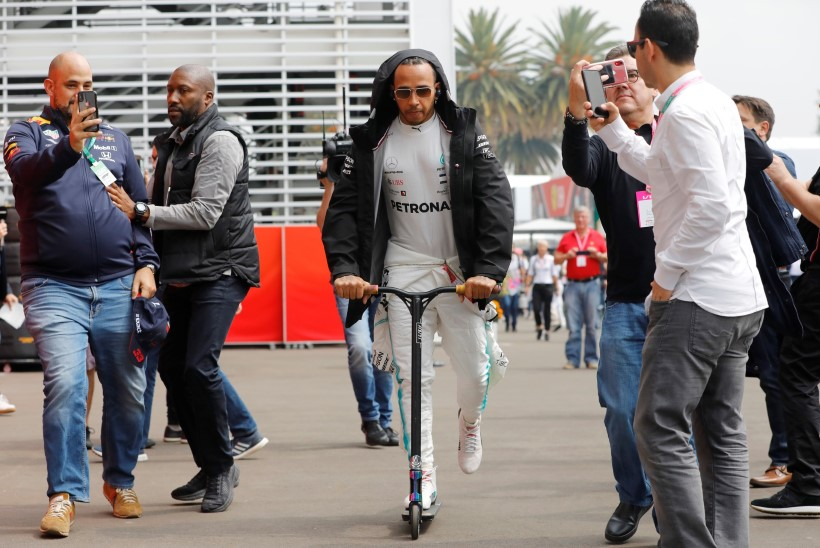 Mercedese boss: Hamilton rassismihaavad ei kao kunagi