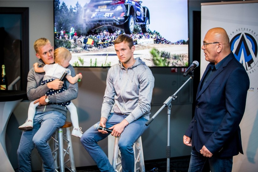 Tänakut kõige raskemal ajal aidanud Oleg Gross: tõmbasin isegi oma poja mõneks aastaks rallist tagasi, kaalukauss oli kindlalt Oti poole!