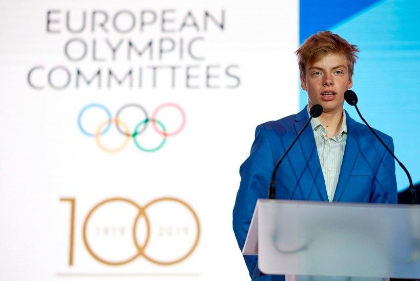KÕVA SÕNA! 16aastane Madis Mihkels tõusis Euroopa paremuselt neljandaks noorsportlaseks