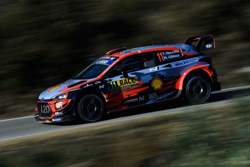 ÜLEVAADE   Hyundai meeskonna käekäik WRC-sarjas