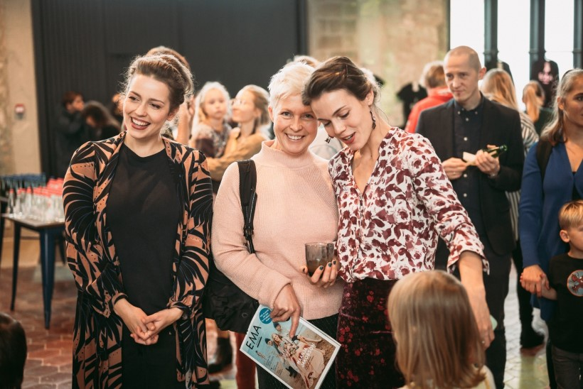 GALERII | Kuulsad emad-isad tähistasid koos võsukestega ajakirja EMA sünnipäeva