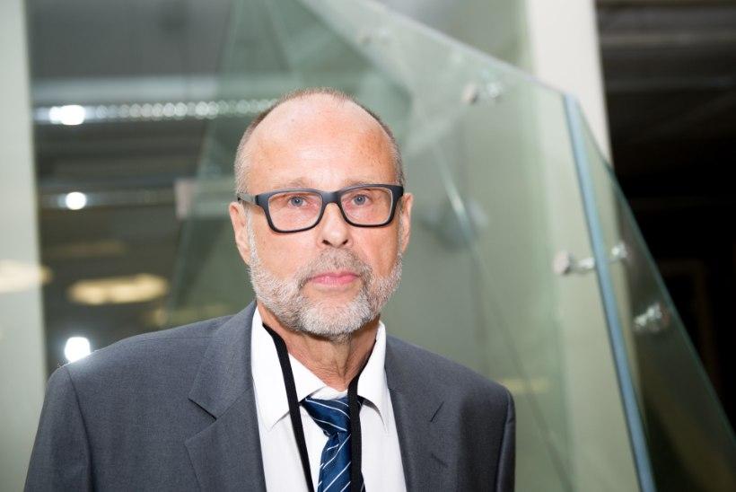 Professor Rein Müllerson sai Vladimir Putinilt ordeni