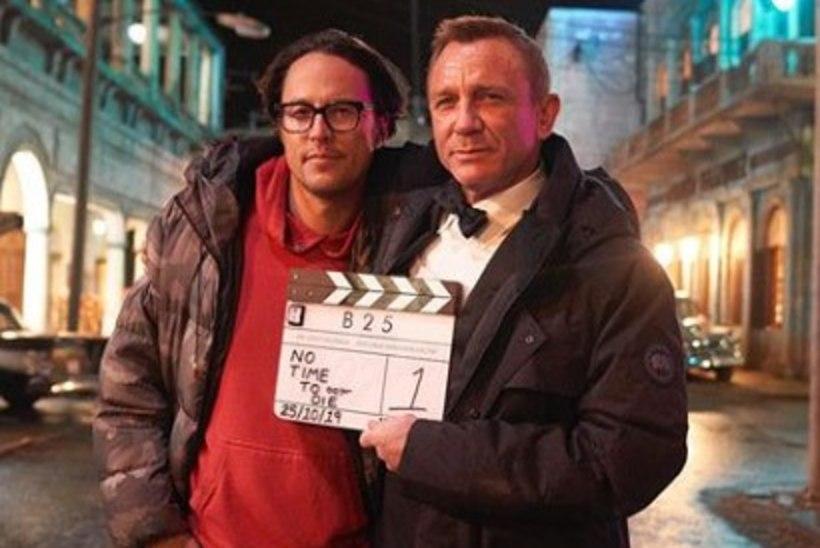 Uue Bondi-filmi võtted jõudsid ametlikult lõpule